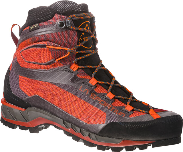 La Sportiva Trango Tech GTX Shoes Men pumpkin